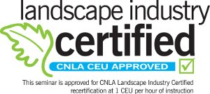 CNLA CEU credits approval obtained